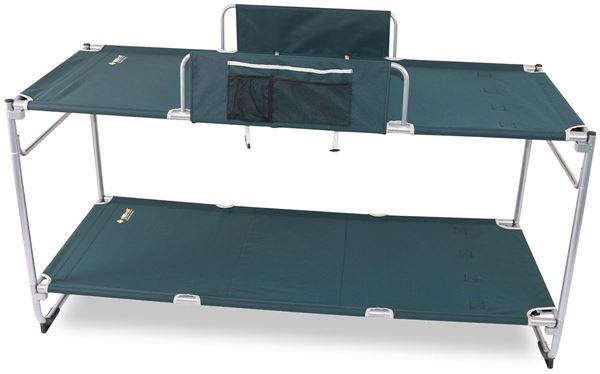Picture of Oz BB2 two person portable bunk bed