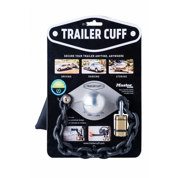 Picture of Trailer Cuff TC1 security & safety locking kit