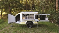 Picture of Mobi X Adventure Trailer, without fridge