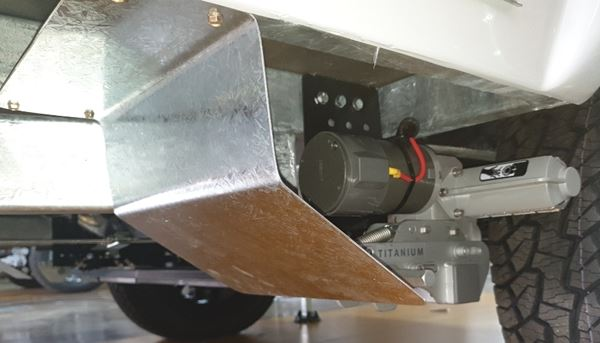 Picture of Mover and water tank guard plates